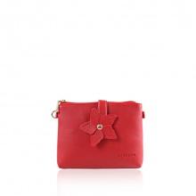 Túi thời trang Verchini màu đỏ 13000339