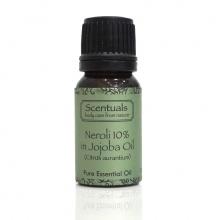 Tinh dầu hoa cam đắng 10% dầu Jojoba 10ml - Pure essential oil 10 ml/citrus aurantium