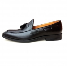 Giày da nam da bò thật chính hãng GCS27 Geleli