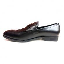 Giày da nam da bò thật chính hãng GCS8 Geleli