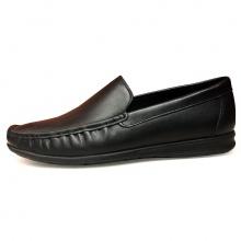 Giày lười nam da bò thật GM1 Geleli