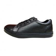 Giày sneaker nam da bò thật GTT1V Geleli