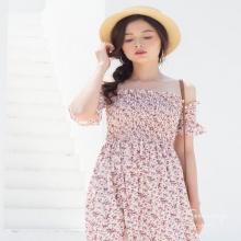 Đầm maxi hoa nhí Kimi  - ad190032