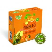 Sinh tố trái cây tổng hợp tự nhiên Onelife - Hộp 25 gói