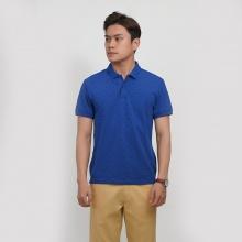 Áo polo ngắn tay Aristino APS038S8 màu xanh biển 132 in