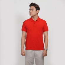 Áo polo ngắn tay Aristino APS038S8 màu đỏ 41 in
