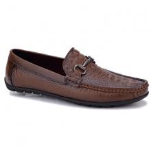Giày thời trang nam ishoesvn IS381 màu nâu