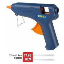 Súng bắn keo 10W TEXET HH-138 tặng kèm 2 thanh keo 7.2mm