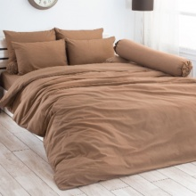 Bộ drap bọc nhập khẩu Thái Lan Toto brown (180 x 200 cm)