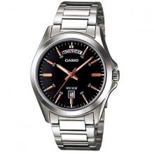 Đồng hồ Casio nam dây thép MTP-1370D-1A2VDF