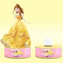 Sữa tắm bé gái mô hình công chúa Disney Belle 300ml