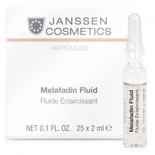 Tinh chất làm trắng da - Janssen Cosmetics Melafadin Fluid 25 ống*2ml