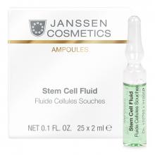 Tinh chất dưỡng ẩm & tái tạo da - Janssen Cosmetics Stem Cell Fluid 25 ống*2ml