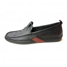 Giày da nam siêu mềm da bò thật GM8V Geleli