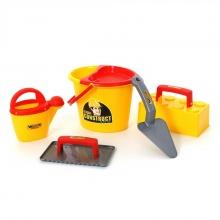 Bộ đồ chơi dụng cụ xây dựng Số 3 Wader Quality Toys