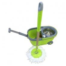Bộ lau sàn nhà 360 độ Clean Mop CL-198 (Xanh)