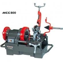 PMEN3808A Máy tiện ren ống 3 inch, tiện bulong từ M8 đến M30. MCC800 Made in Japan