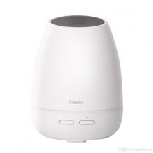 Máy phun sương, tạo ẩm, khuếch tán tinh dầu Mini Baseus Creamy-White Aroma - 90ml, USB 5V, Ultrasonic Air Diffuser- Humidifier Atomizer