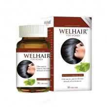 Viên uống ngăn rụng tóc, giúp tóc chắc khỏe Welhair for Women