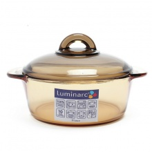 Nồi thủy tinh Luminarc Amberline 1,5L C6313