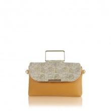 Túi thời trang Verchini màu vàng 13000376