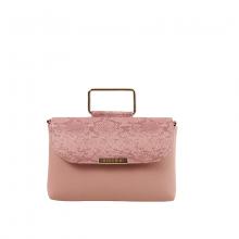 Túi thời trang Verchini màu hồng 02004225