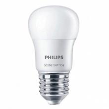 Bóng đèn Philips LED Scene Switch 2 cấp độ chiếu sáng 6.5W 6500K E27 P45 - Ánh sáng trắng