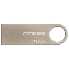 USB Kingston 16G Data Traveler SE9 (BB)