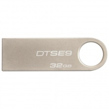 USB Kingston 32G Data Traveler SE9 (BB)