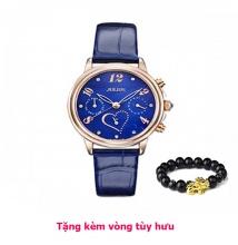 Đồng hồ nữ julius ja-844e ju1016 - xanh đen