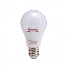 Bộ đèn led thân nhôm Sunhouse SHE-LEDA60AL-A10W đui xoáy, trắng
