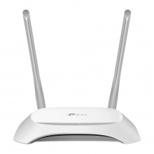 Router wifi chuẩn N 300Mbps TP-Link TL-WR840N
