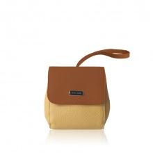 Túi thời trang verchini màu vàng 13000225