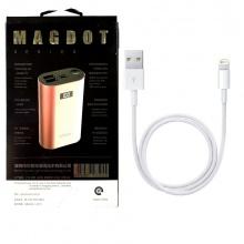 Combo pin sạc dự phòng LOVESN P308 (10000mAh) (BB) + dây sạc foxconn