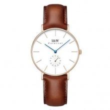 Đồng hồ nữ dây da Carnival IW848.214.03