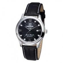 Đồng hồ nữ dây da Carnival L18301.202.032