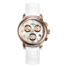 Đồng hồ nữ dây da Carnival L47001.201.431