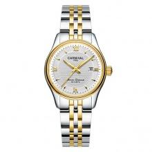 Đồng hồ nữ dây thép Carnival L50402.201.616