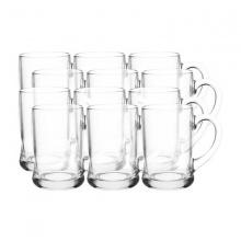 Bộ 12 ly bia thủy tinh 450ml Luminarc Benidorm-G2616