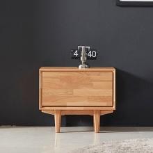 Tủ ngăn kéo Calla 1 hộc gỗ cao su - Cozino