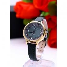 Đồng hồ nữ Julius JA-940LD JU1181 Hàn Quốc dây da  (xanh rêu)