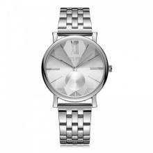 Đồng hồ nữ JA-1144A Julius Hàn Quốc dây thép (bạc)