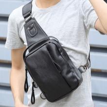 Túi đeo messenger da cao cấp Praza - DC028