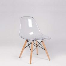 Ghế nhựa Kachi Eames E3 màu trong suốt
