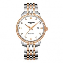 Đồng hồ nữ dây thép Carnival L67601.101.717