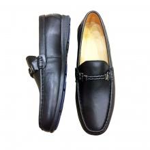 Giày lười nam da bò thật GM14 Geleli