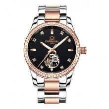 Đồng hồ nữ dây thép Carnival L68601.102.717