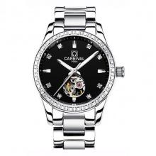 Đồng hồ nữ dây thép Carnival L68601.102.011