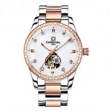 Đồng hồ nữ dây thép Carnival L68601.101.717