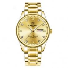 Đồng hồ nam dây thép Carnival G18309.103.313